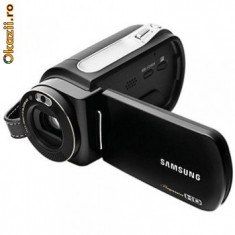 OCAZIE LA UN PRET BUN Camera video Samsung VP-HMX10C, 2-3 inch, Card Memorie, CMOS, 20-30x