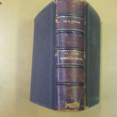 Th. Myller Calauza agentului fiscal 1895 - Carte Drept bancar