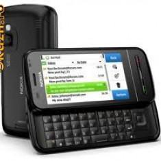 VAND NOKIA C6 BLACK - Telefon mobil Nokia C6, Negru, Vodafone