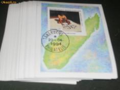 COLITA  TIMBRE MADAGASKAR 1993 foto