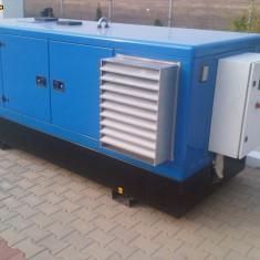 Generator 68 kW cu automatizare - Generator curent