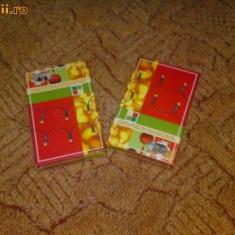 Decoratiuni Craciun! Ghirlanda luminoasa cu 20 becuri colorate - Ornamente Craciun