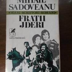 Fratii Jderi - Roman istoric