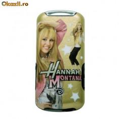 MP3 player pt copii original Disney Mix Stick 2.0 - Hannah Montana gold - Mp4 playere, 1GB, Auriu