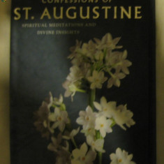 Confessions of Saint Augustin Watkins Publishing 2006 editie de buzunar cartonata - Vietile sfintilor
