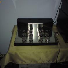 Amplificator cu tuburi electronice lampi velleman k4000 - Amplificator audio, 81-120W