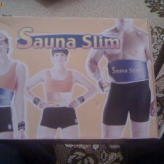 Sauna slim - Dieta