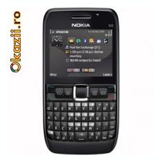 Nokia E63 negru - Telefon Nokia