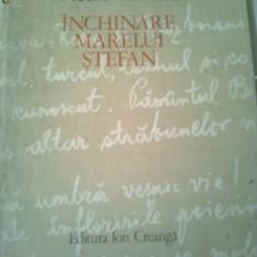 INCHINARE MARELUI STEFAN  ~ VICTOR EFTIMIU