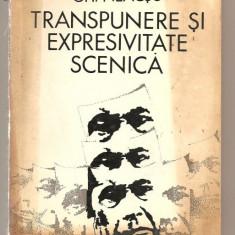 (C573) TRANSPUNERE SI EXPRESIVITATE SCENICA DE GH. NEACSU ( DOCTOR IN PSIHOLOGIE )