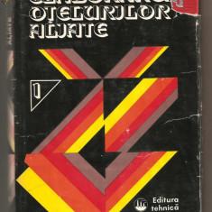(C498) ELABORAREA OTELURILOR ALIATE, 2 VOLUME, COORDONATOR SILVIA VACU - Carti Metalurgie