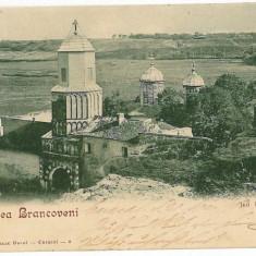 1807 - Jud. OLT ( Romanati ) - Manastirea BRANCOVENI - old postcard - clasica - used - 1902
