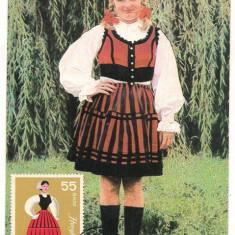 Ilustrata maxima-COSTUM POPULAR -costum secuiesc (jud Harghita)