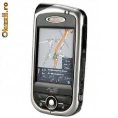 Mio A701 Mio Technology, Car Sat Nav, Harta online: 1, Redare audio: 1, Sugestii multiple de cai: 1, Touch-screen display: 1