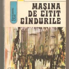 (C663) MASINA DE CITIT GANDURILE DE ANDRE MAUROIS