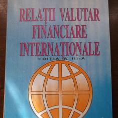 Relatii valutar financiare internationala - Carte afaceri