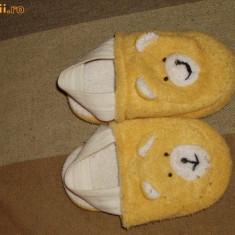 PAPUCI COPIL CU ELASTIC - Papuci copii, Fete