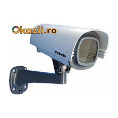 Carcasa Camera Video Exterior Anti Vandal model VIDO AU-8925/0