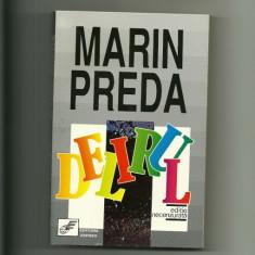 DELIRUL - Marin  Preda, 1991