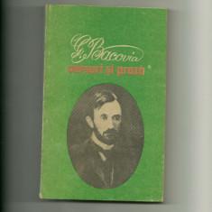 Versuri si proza - G. Bacovia - Carte poezie