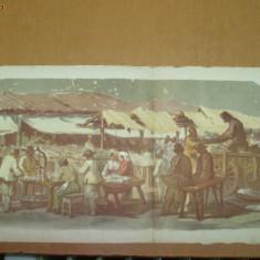 Preziosi Plansa color Vedere in piata Reducere 10 % - Carte de colectie