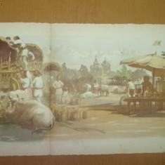 Preziosi Plansa color Targul Mosilor Reducere 10 % - Carte de colectie