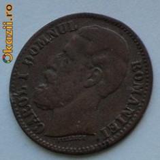 2 bani 1880 - Moneda Romania