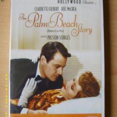 DVD The Palm Beach story - Film romantice, Franceza