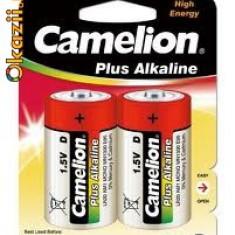 Baterie R20 alkalina Camelion - Baterie Aparat foto Camelion, Dedicat