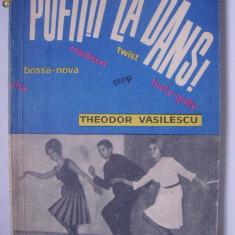 Theodor Vasilescu - Poftiti la dans! (1966) - Carte Arta dansului