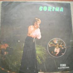 Corina chiriac disc vinyl lp electrecord muzica pop usoara romaneasca slagare, VINIL