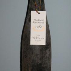 Tamaioasa Romaneasca Pietroasele 1980 Vinuri de colectie - Vinde Colectie