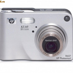 Camera foto HP R607 Photo Smart - Aparat Foto compact HP