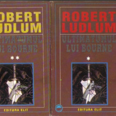 robert ludlum - ultimatumul lui bourne