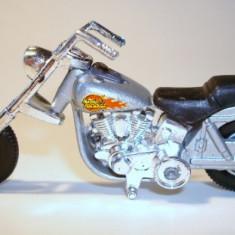 HARLEY DAVIDSON, MOTOCICLETA, MATCHBOX ++1799 DE LICITATII !!