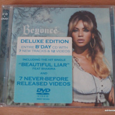 Beyonce - B'Day (Deluxe Edition CD+DVD) - Muzica R&B