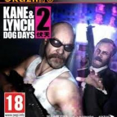 Kane and Lynch 2 Dog Days PS3, Actiune, 18+, Eidos