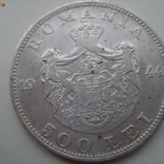 Moneda de argint - 500 lei - Moneda Romania