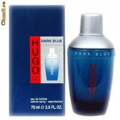 Parfum Hugo Boss Dark Blue masculin, apa de toaleta 75ml - Parfum barbati