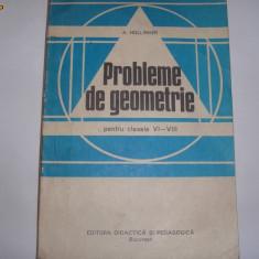 Probleme de geometrie A.Hollinger, 8, RF6/4 - Carte Matematica