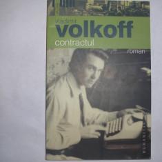 VLADIMIR VOLKOFF - CONTRACTUL {2006}, g4 - Roman, Humanitas