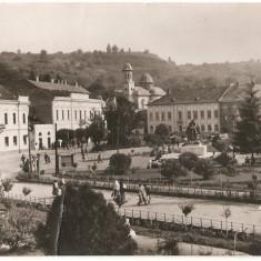CPI (B350) ZALAU, PIATA LIBERTATII, CIRCULATA 1958, STAMPILE, TIMBRU