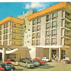 Carte postala- COVASNA - Hotel Covasna - Carte Postala Transilvania dupa 1918
