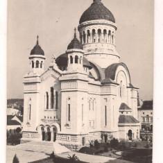 Carte postala- CLUJ-Catedrala - Carte Postala Transilvania dupa 1918