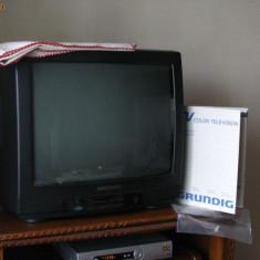 Televizor color Grundig 54 cm - complet - Televizor CRT