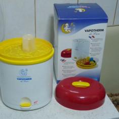 Sterilizator biberoane Baby Nova Vapotherm de Luxe - Sterilizator Biberon, Cu aburi