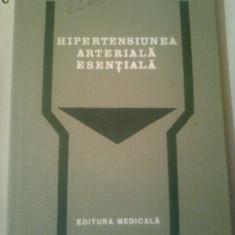 HIPERTENSIUNEA ARTERIALA ESENTIALA  ~ TIBERIU MOLDOVAN & STELLA ANGHEL