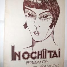 Partitura: - IN OCHII TAI  - romanta -  Paul D. Stoicescu