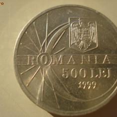 Moneda 500 lei - 1999 - Moneda Romania
