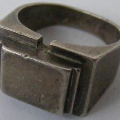 Inel vechi din argint (47) - de colectie
